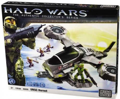 Mega Bloks Halo UNSC Hornet Set #96806