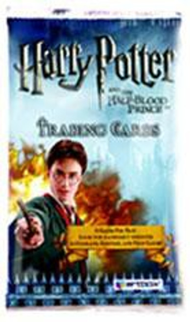 Harry Potter The Half Blood Prince Trading Card Pack [8 Cards]