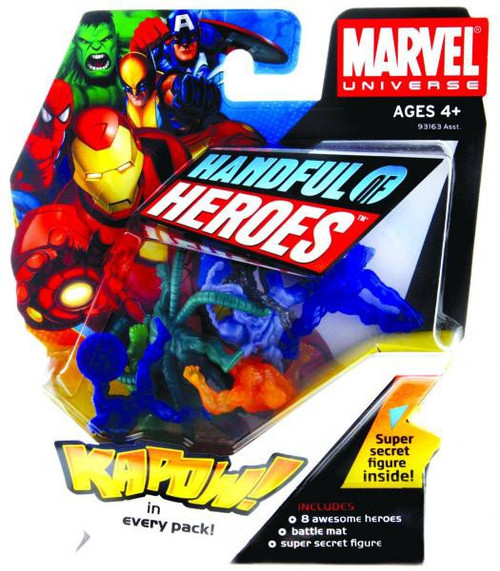 Marvel Handful of Heroes Figure Pack