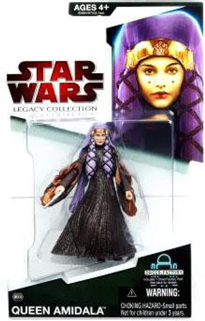 Star Wars Phantom Menace 2009 Legacy Collection Droid Factory Queen Amidala Action Figure BD08