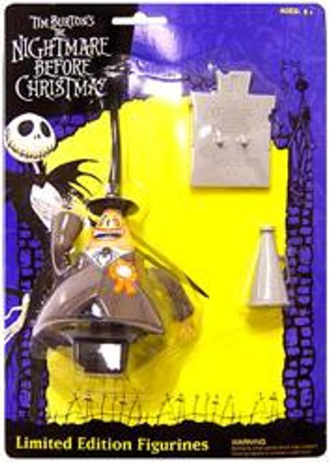 NECA Nightmare Before Christmas Bendable The Mayor Figure