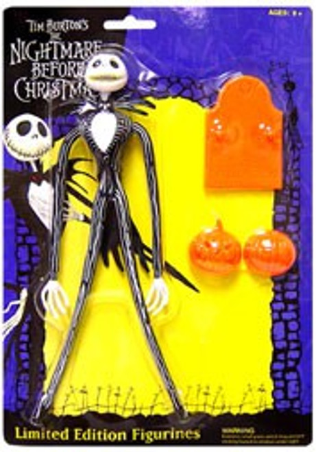 NECA Nightmare Before Christmas Jack Skellington Figurine