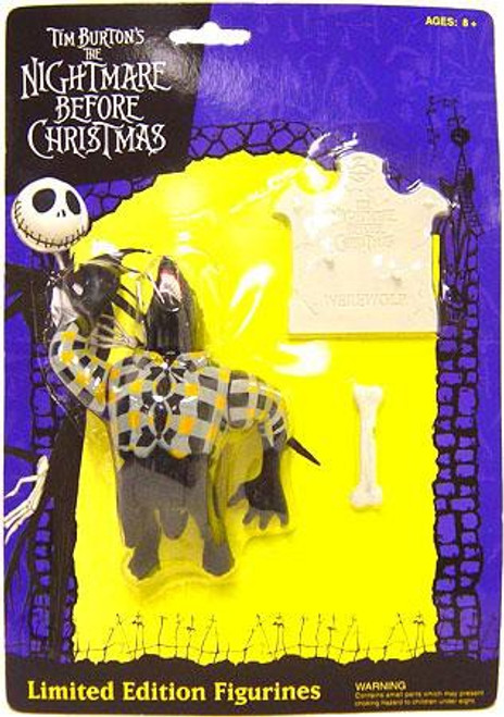 NECA Nightmare Before Christmas Bendable Werewolf Figure