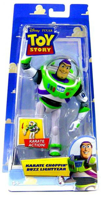 Toy Story Buzz Lightyear Action Figure [Karate Choppin']