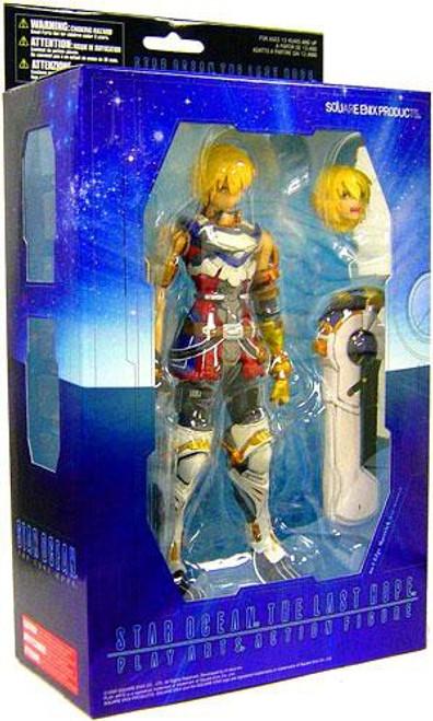 Star Ocean the Last Hope Play Arts Kai Edge Maverick Action Figure [No. 1]