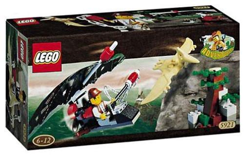 LEGO Research Glider Set #5921