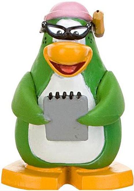 Club Penguin Aunt Arctic 2-Inch Mini Figure