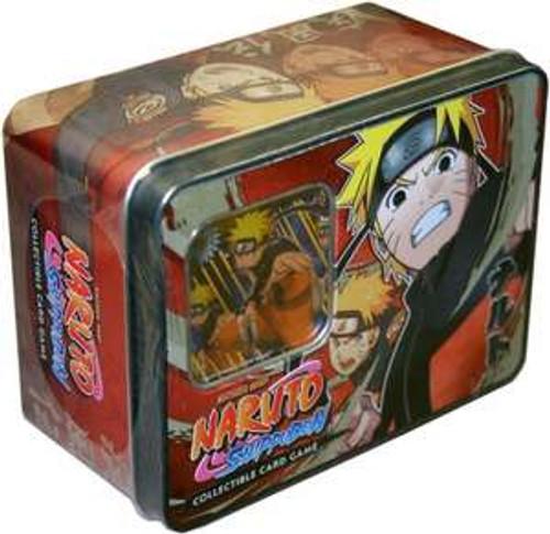 Shippuden Trading Card Game Unbound Power Naruto Uzumaki Collector Tin
