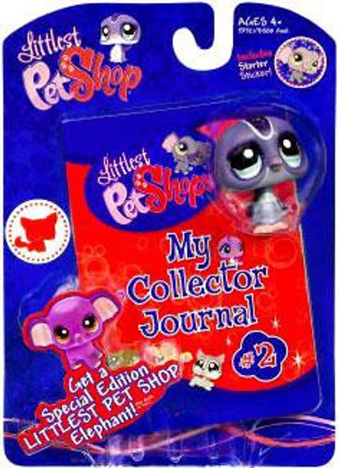 Littlest Pet Shop My Collector Journal Penguin Figure
