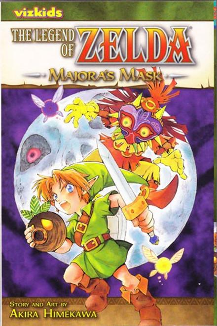 The Legend of Zelda Majora's Mask Manga [Volume 3]