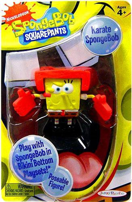 Spongebob Squarepants SpongeBob Mini Figure [Karate]