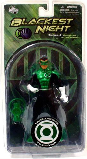 DC Green Lantern Blackest Night Series 4 Kyle Rayner Action Figure