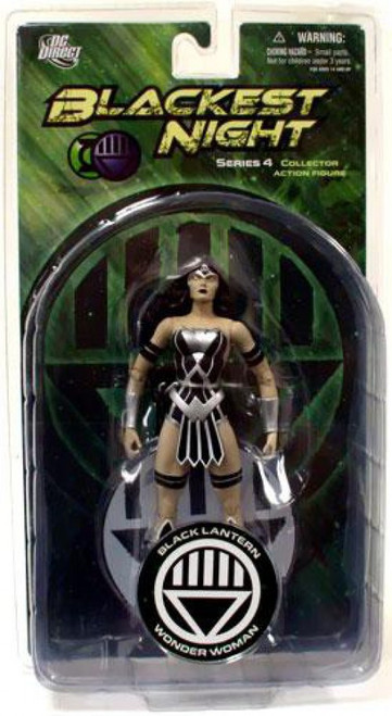 DC Green Lantern Blackest Night Series 4 Wonder Woman Action Figure
