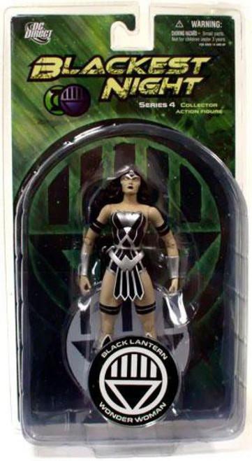 DC Green Lantern Blackest Night Series 4 Wonder Woman Action Figure