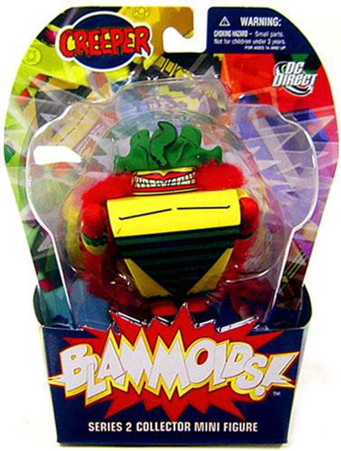 DC Blammoids Series 2 Creeper Mini Figure