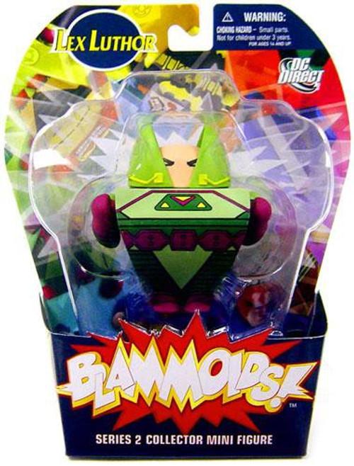 DC Blammoids Series 2 Lex Luthor Mini Figure