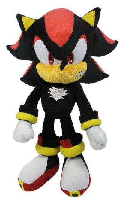 Sonic The Hedgehog Shadow 6-Inch Plush
