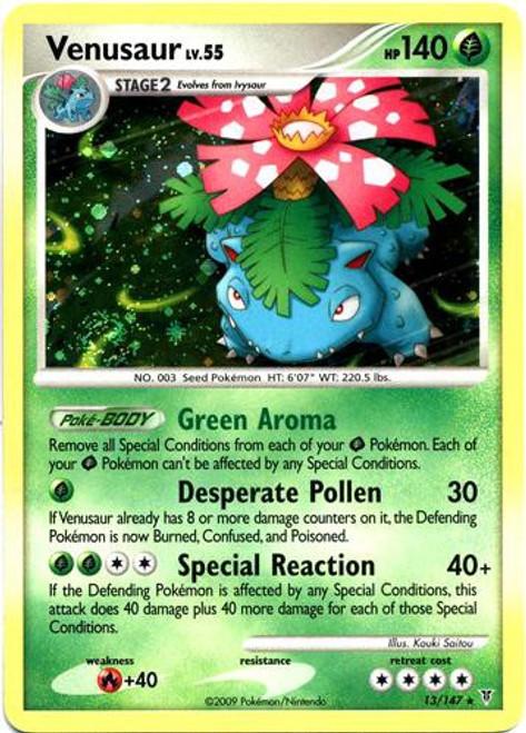 Pokemon Platinum Supreme Victors Rare Holo Venusaur #13