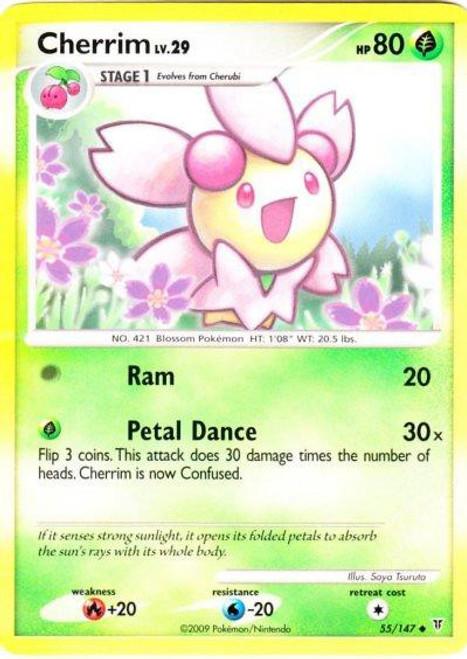 Pokemon Platinum Supreme Victors Uncommon Cherrim #55