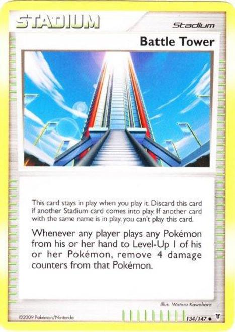 Pokemon Platinum Supreme Victors Uncommon Battle Tower #134