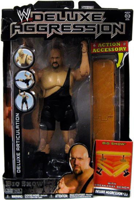 WWE Wrestling Deluxe Aggression Series 23 Big Show Action Figure