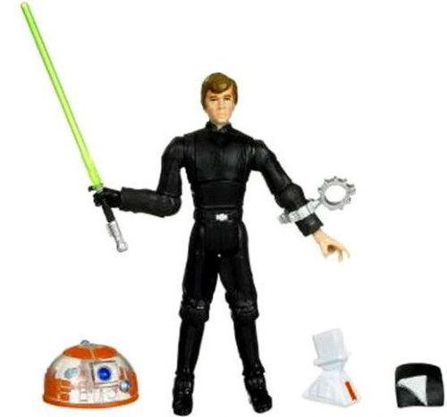 Star Wars Return of the Jedi 2009 Legacy Collection Droid Factory Luke Skywalker Action Figure BD16 [Jedi Knight]