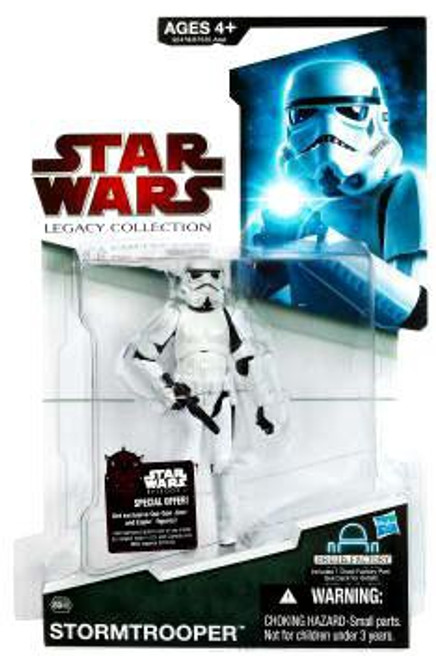Star Wars A New Hope 2009 Legacy Collection Droid Factory Stormtrooper Action Figure BD46