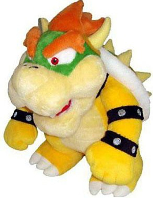 Super Mario Bros Bowser 11-Inch Plush