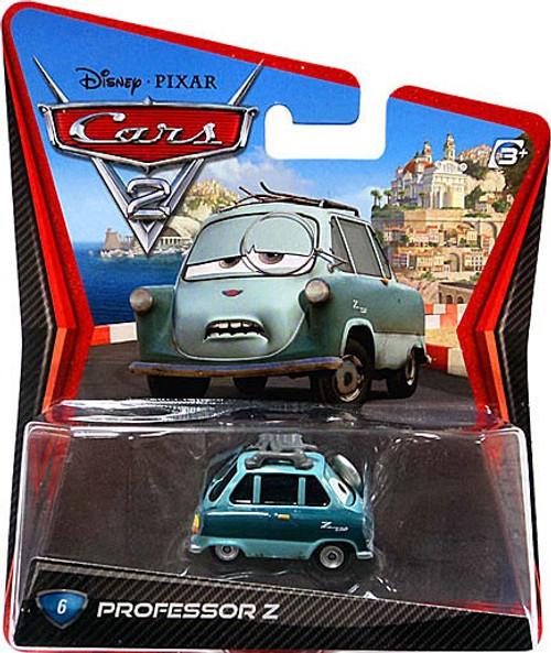 Disney / Pixar Cars Cars 2 Main Series Professor Z Diecast Car