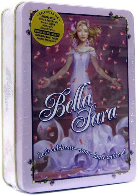 Bella Sara 2009 Holiday Collector's Tin