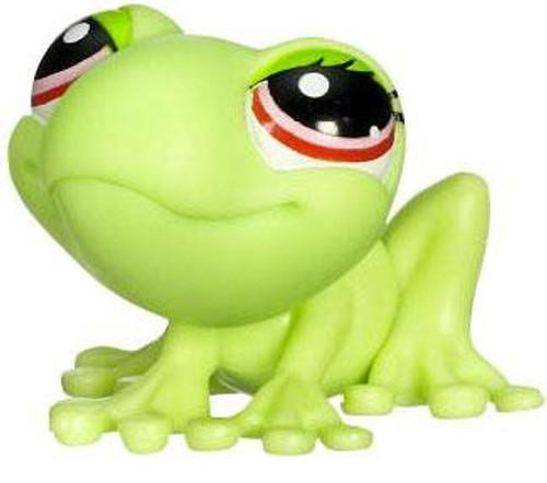 Littlest Pet Shop Frog Figure [Female Loose]