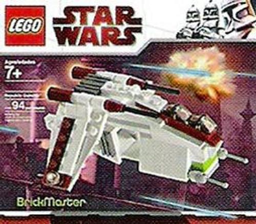 LEGO Star Wars BrickMaster Republic Attack Gunship Exclusive Mini Set #20010 [Bagged]