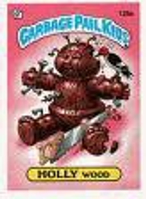 Garbage Pail Kids Topps Original 1980's Series 4 Trading Card Complete Set