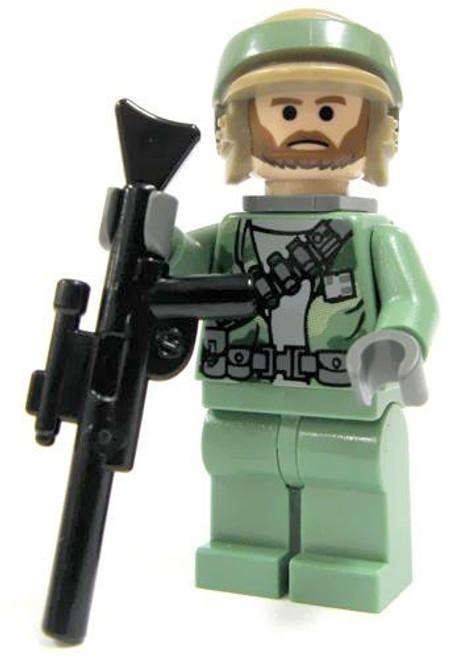 LEGO Star Wars Rebel Commando Minifigure [Bearded Face Loose]
