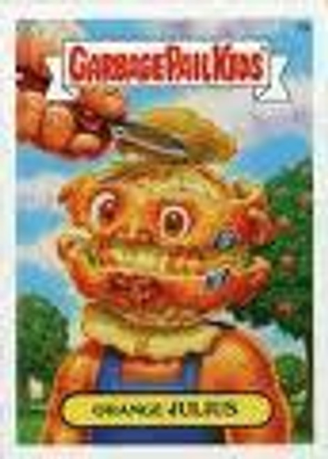Garbage Pail Kids Topps All-New 2000's Series 6 Trading Card Complete Set