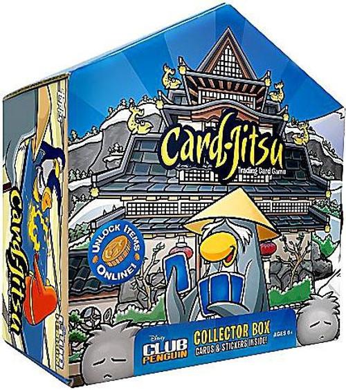Club Penguin Card-Jitsu Trading Card Game Dojo Collector Box [2009]