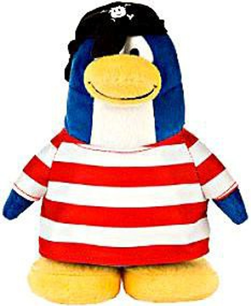 Club Penguin Series 4 Shipmate 6.5-Inch Plush Figure [Version 2]