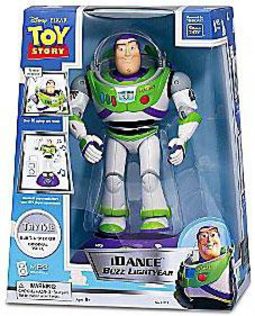 Toy Story iDance Buzz Lightyear Electronic Toy