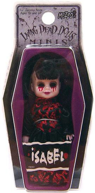 Living Dead Dolls Isabel Mini Doll