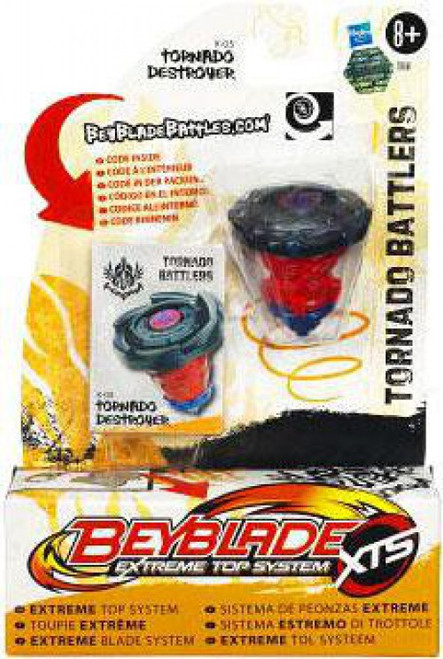 Beyblade XTS Tornado Battlers Tornado Destroyer X-05