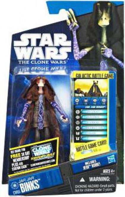 Star Wars The Clone Wars 2011 Jar Jar Binks Action Figure CW65