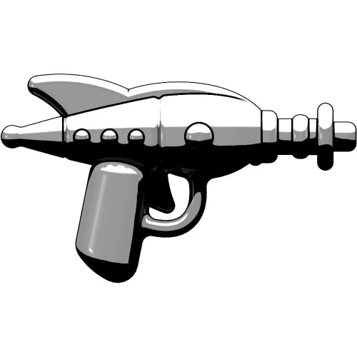 BrickArms Retro Ray Gun 2.5-Inch [Gunmetal]