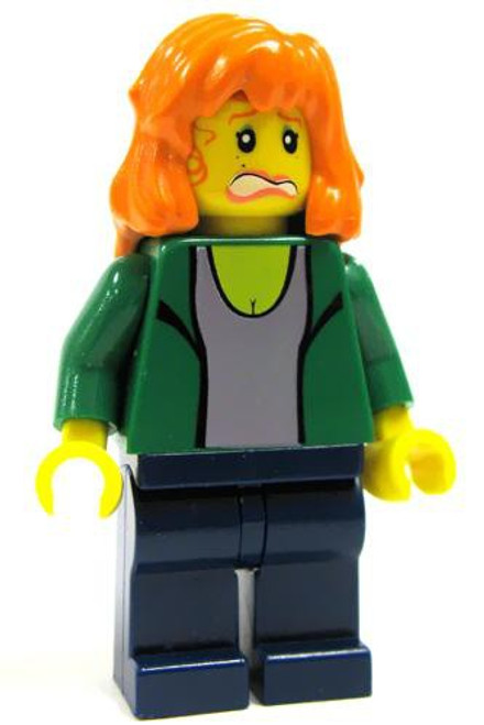 LEGO Spider-Man Mary Jane Minifigure [Green Jacket Loose]