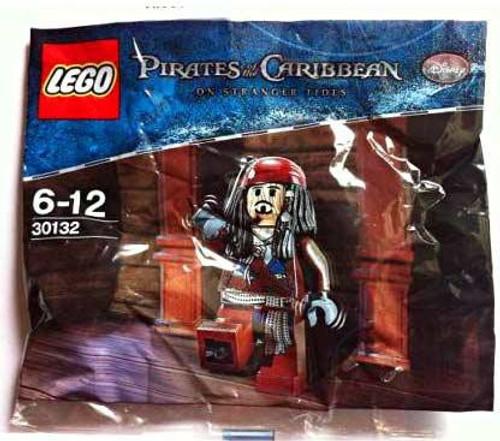LEGO Pirates of the Caribbean Voodoo Jack Sparrow Mini Set #30132 [Bagged]