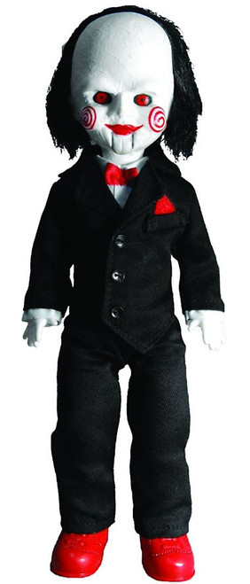 Living Dead Dolls Saw Billy 10-Inch Doll [2009 Version]