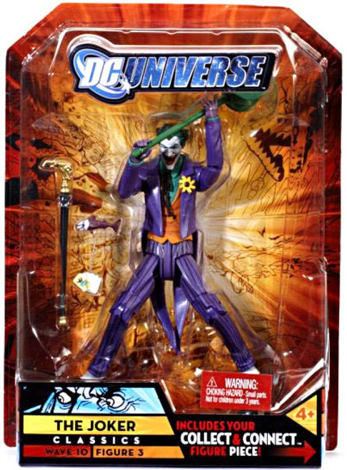 DC Universe Classics Wave 10 The Joker Exclusive Action Figure #3