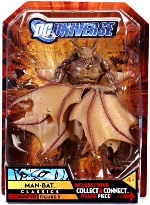 DC Universe Classics Wave 10 Man-Bat Exclusive Action Figure #5