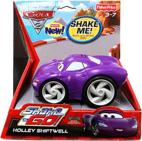 Fisher Price Disney / Pixar Cars Cars 2 Shake 'N Go Holley Shiftwell Shake 'N Go Car
