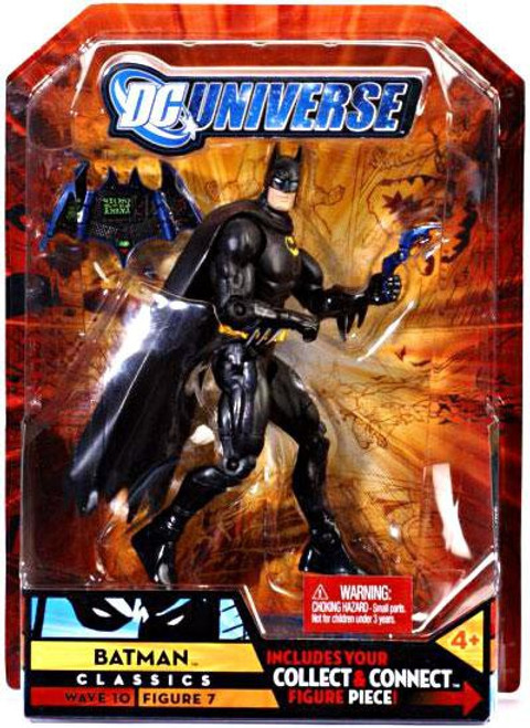 DC Universe Classics Wave 10 Batman Exclusive Action Figure #7 [Black Suit]