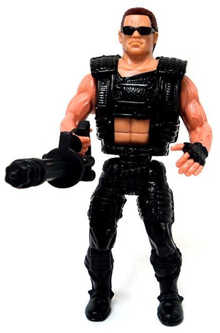 Terminator 2: Judgment Day Secret Weapon Terminator Action Figure [Loose]